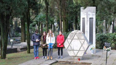 Obilježen Dan sjećanja na Holokaust i sprječavanje zločina protiv čovječnosti