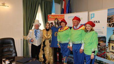 Primorsko-goranska županija i ove godine financijski stala iza Riječkog karnevala