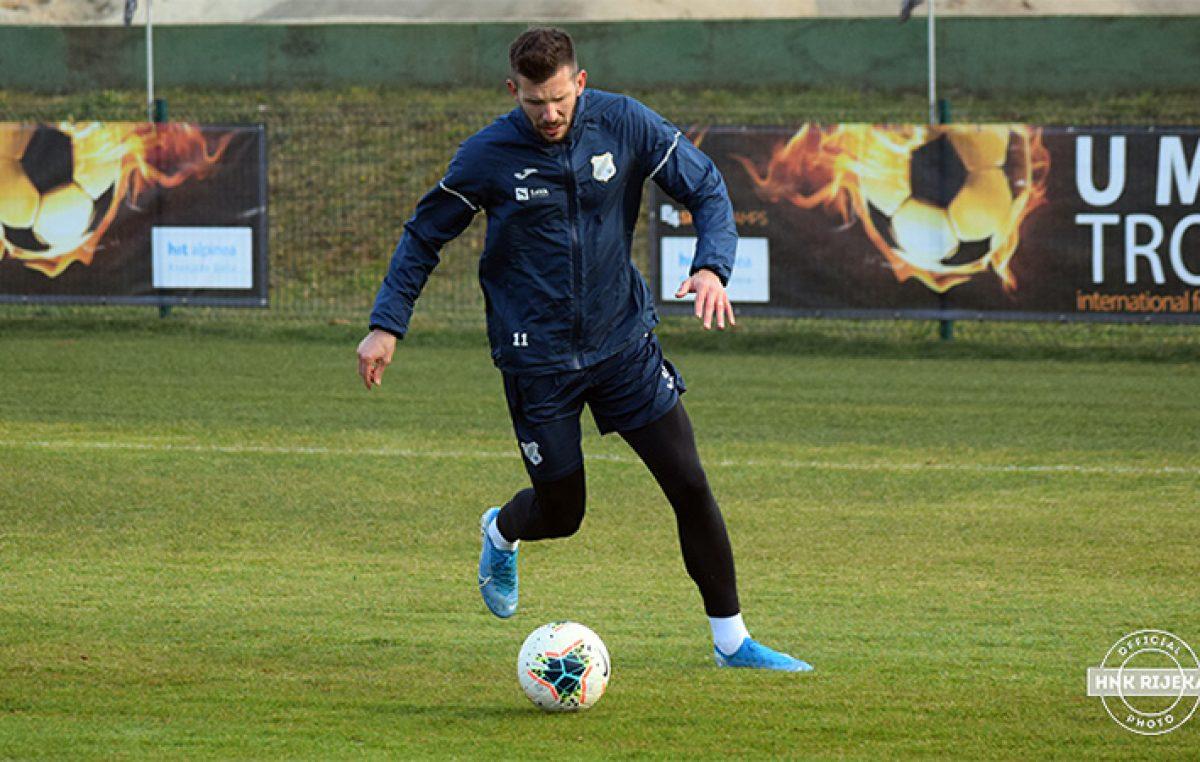 VIDEO Pripremna utakmica Rijeke i Slovackog danas na HNTV ili klupskom YouTube kanalu
