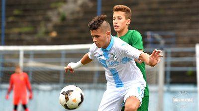 Pripremne utakmice mlađih kategorija HNK Rijeka