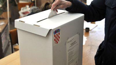 Državno izborno povjerenstvo propisalo način glasanja za građane u samoizolaciji