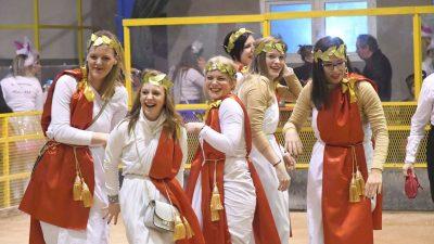 FOTO Boćanje pod maskama prava je zabava: Pogledajte kako je protekao 18. maškarani ženski boćarski turnir