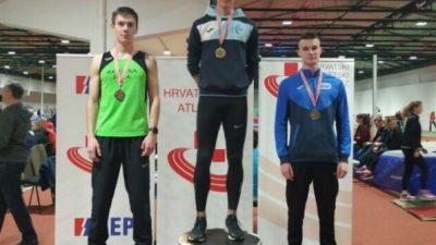 Dvoransko PH za mlađe seniore – Klara Barnjak i Dominik Babić zlatni, Kvarneru ukupno pet medalja