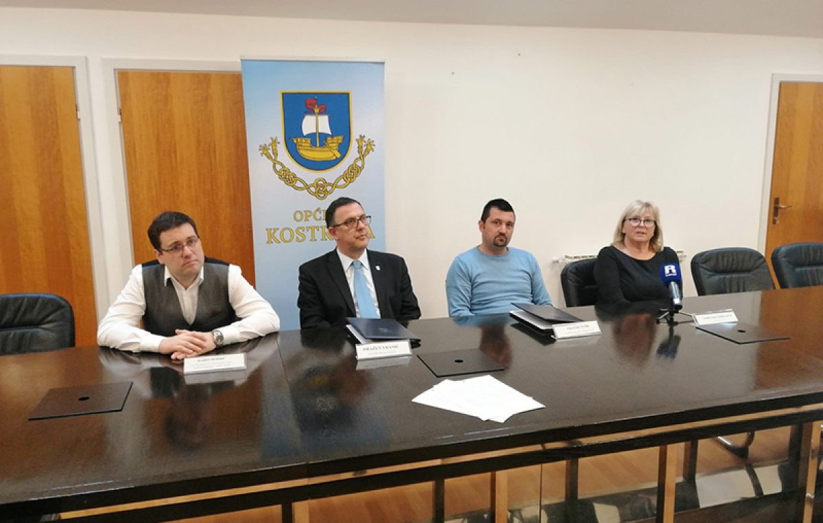Općina Kostrena 2020. godinu otvara kapitalnom investicijom – Potpisani ugovori za proširenje groblja