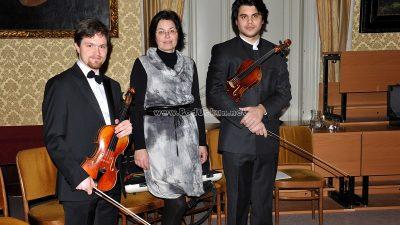 Održan koncert na violinama koje je izgradio dr. Franjo Kresnik
