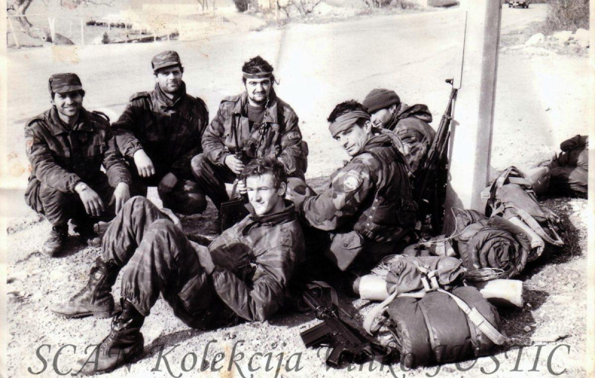 "FOTO Povjesnica iz Domovinskog rata: OPERACIJA ""GUSAR"" MASLENICA 1993."