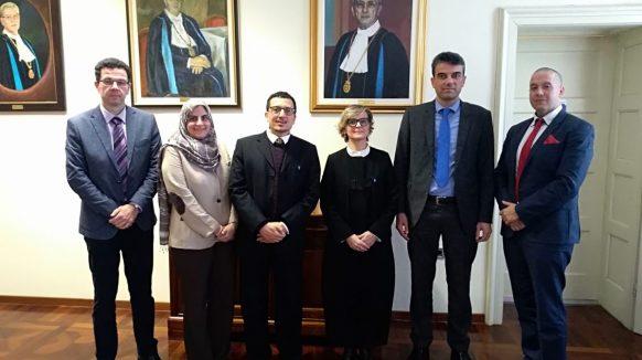 Rektor Sveučilišta za poslovanje i tehnologiju Osama A. Jannadi posjetio Sveučilište u Rijeci