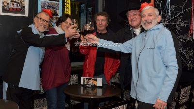 U OKU KAMERE Caffe bar Iskra ugostila izložbu fotografija s maškaranih rallyja 'Halubje-Liburnija'