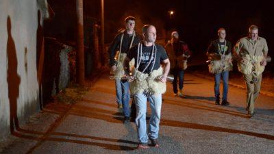 FOTO/VIDEO Liburnija ušla u 'peto godišnje doba', danas počinje Pust i na Grobinšćini