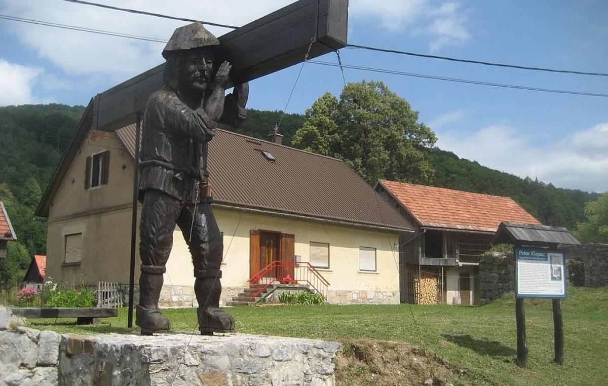 LIKOVI IZ NARODNE PREDAJE (1) Petar Klepac – Zaštitnik slabijih iz Gorskog kotara