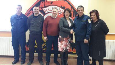 Viškovo  ulaže u sigurnost od požara: Vatrogasci dobivaju novo navalno vozilo vrijedno 2,2 milijuna kuna