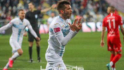 VIDEO Alexander Gorgon, strijelac pobjedonosnog gola u subotnjem derbiju: Svaki gol je bitan za samopouzdanje