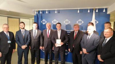 Gradonačelnik Obersnel ponovo izabran za potpredsjednika Odbora regija Europske unije
