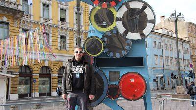 Za novi izgled brojača EPK pobrinut će se jedan od najpoznatijih domaćih street art umjetnika
