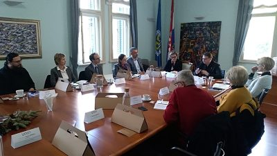 Na riječkom sveučilištu osnovano Intersektorsko vijeće za međureligijski dijalog i diplomaciju