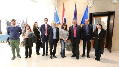 Delegacija glavnog grada Italije posjetila Rijeku