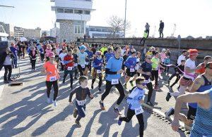 Molo longo ugostio najbrojnije kolo 16. Riječke zimske lige u trčanju
