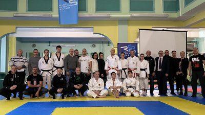 U organizaciji Riječkog sportskog saveza održan seminar Bazična metodika u borilačkim sportovima