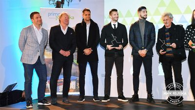 VIDEO HNK Rijeka osvojila titulu najbolje momčadi u PGŽ u 2019