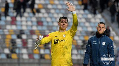VIDEO Mladi vratar Rijeke Ivor Pandur nakon remija s Goricom: Svaka čast ekipi na zajedništvu