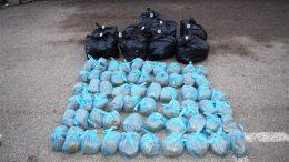 Policija otkrila krijumčare 'dima': U prerađenom automobilu vozili vreće sa 120 kilograma sitno rezanog duhana