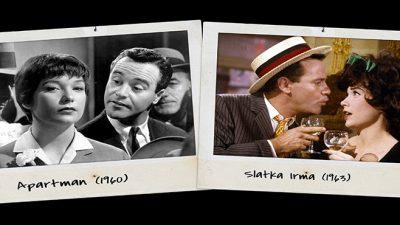 Valentinovo u Art kinu uz dvije komedije Billyja Wildera