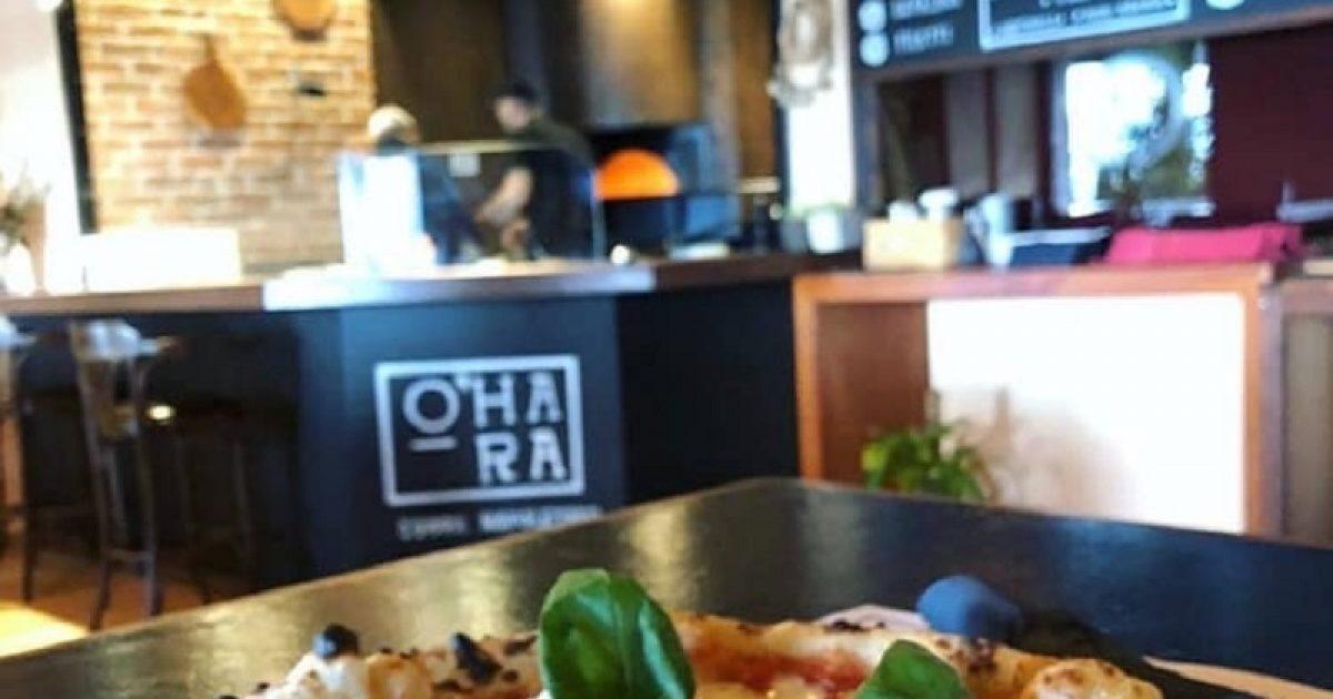 Proslavite Međunarodni dan pizze ovog vikenda! O'Hara vas zove na pravu napolitansku pizzu