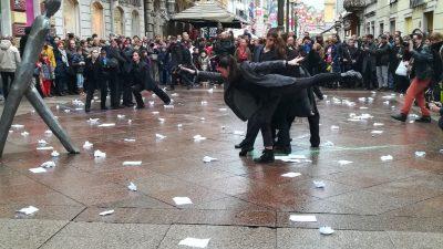 VIDEO FOTO Rijeka pjesme plesa i zabave potekla novom Europskom prijestolnicom kulture – Pogledajte koji su programi i na kojim lokacijama već počeli
