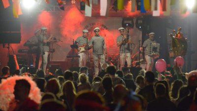 Posljednja karnevalska zabava bila je i najluđa: Grooversi i Aurora stvorili vrhunsku atmosferu za kraj