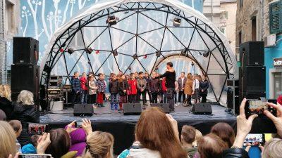 Rijeka pjesme plesa i zabave potekla novom Europskom prijestolnicom kulture – Pogledajte koji su programi i na kojim lokacijama već počeli