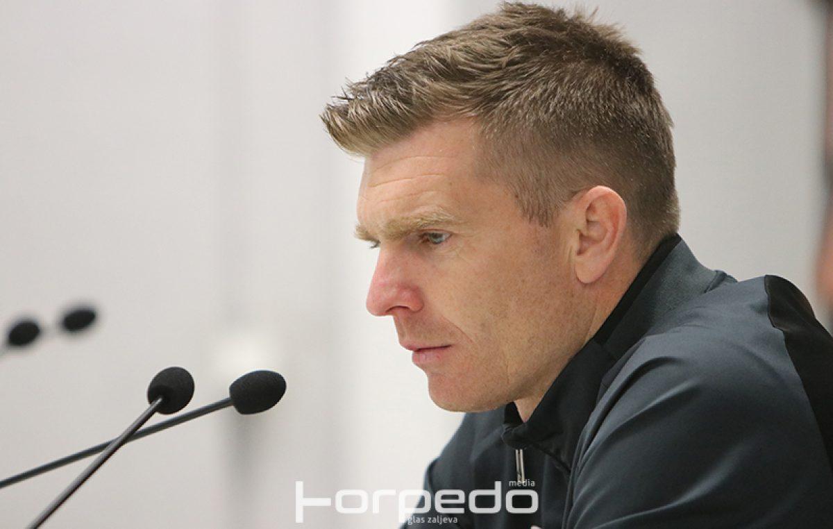 VIDEO Simon Rožman najavio sutrašnji derbi protiv Dinama – Ova utakmica je dobar izazov za nas
