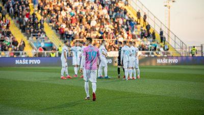 VIDEO Franko Andrijaševič istrčao je danas u ružičastom dresu, i to zbog vrlo plemenitog cilja