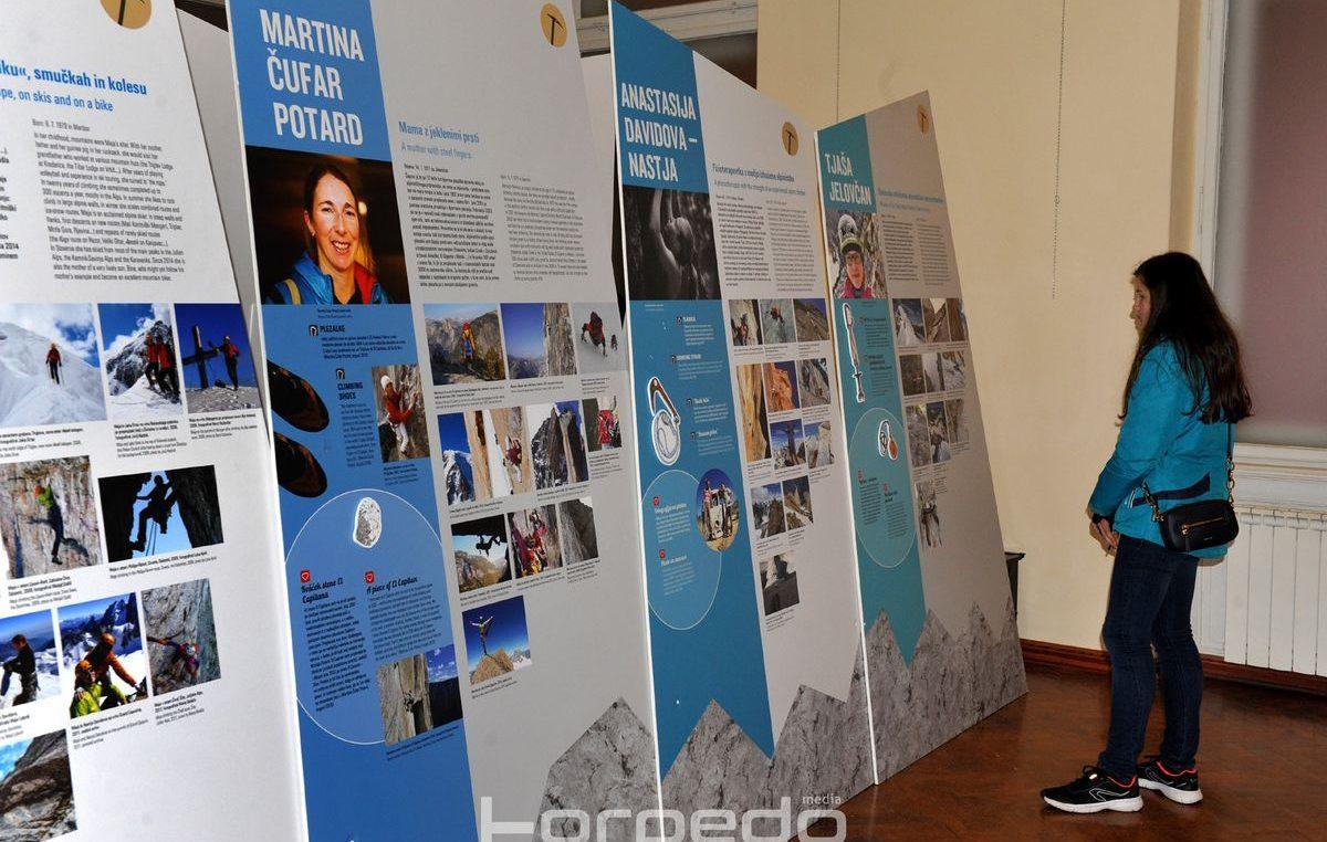 FOTO Hrabrost je ženskog roda – U Državnom arhivu Rijeka otvorena izložba o uspješnim alpinisticama