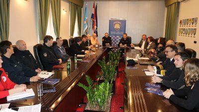 Održana sjednica Stožera civilne zaštite PGŽ – U našoj županiji koronavirus je pod kontrolom