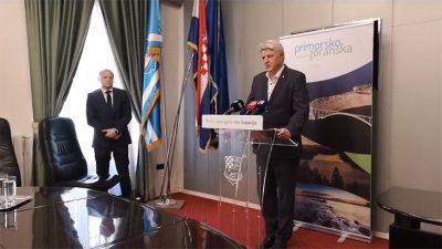 Redovna press konferencija PGŽ – 12 oboljelih, za sada još uvijek bez težih slučajeva