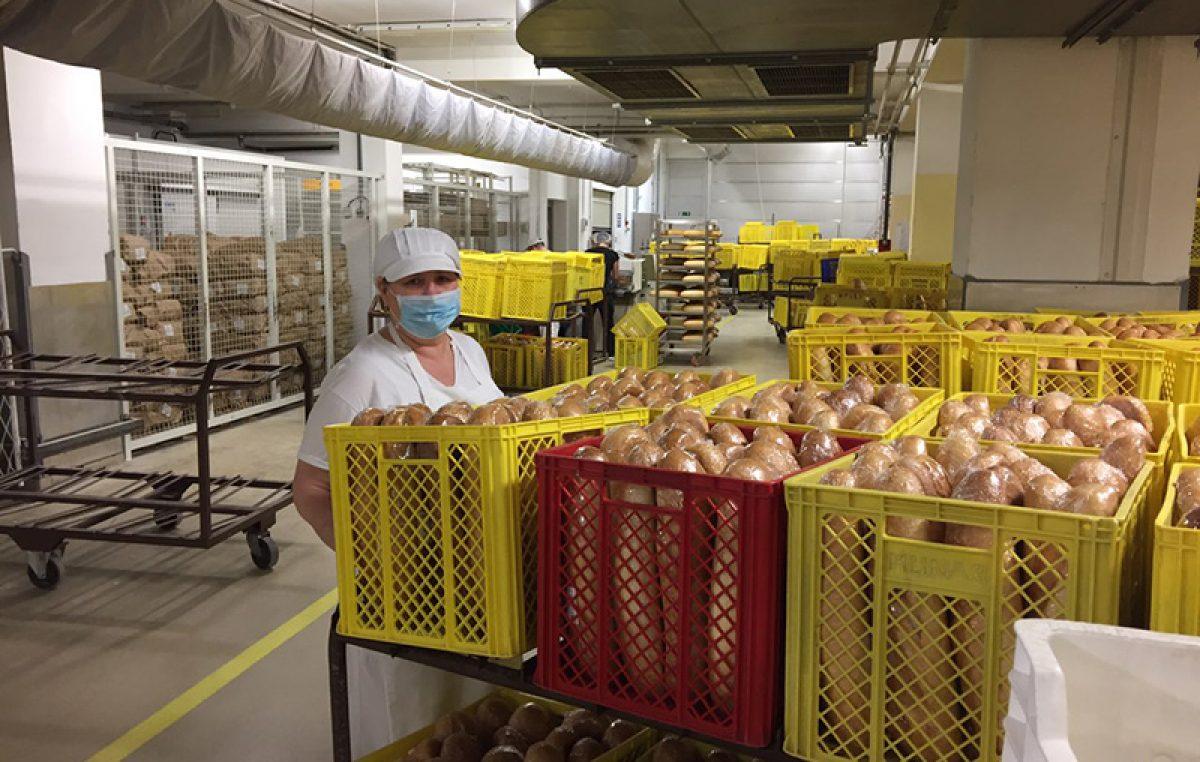 Riječki PIK svoj kruh prodaje u zaštićenom i higijenski sigurnijem pakiranju