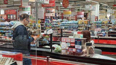 SPAR i INTERSPAR trgovine na području PGŽ uvele dodatne mjere zaštite djelatnika i kupaca