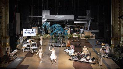 """U sklopu Needcompany festivala u Zajcu je premijerno izvedena predstava """"Sve što je dobro"""""""