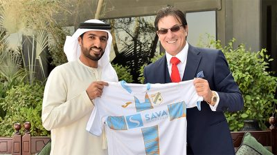 Vodeći ljudi nogometnog saveza Ujedinjenih Arapskih Emirata postali članovi HNK Rijeka