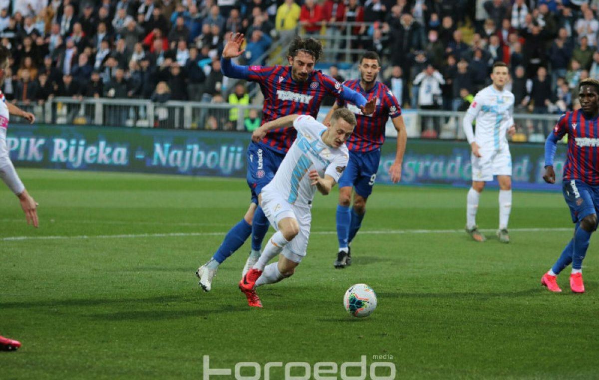 VIDEO Pogledajte sažetak sjajne sinoćnje pobjede i uživajte u nadmoći Rijeke nad Hajdukom
