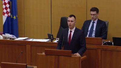 Marin Škibola ide po novi mandat saborskog zastupnika