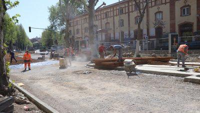 FOTO Izgradnja kanalizacijskog kolektora u Krešimirovoj bliži se kraju