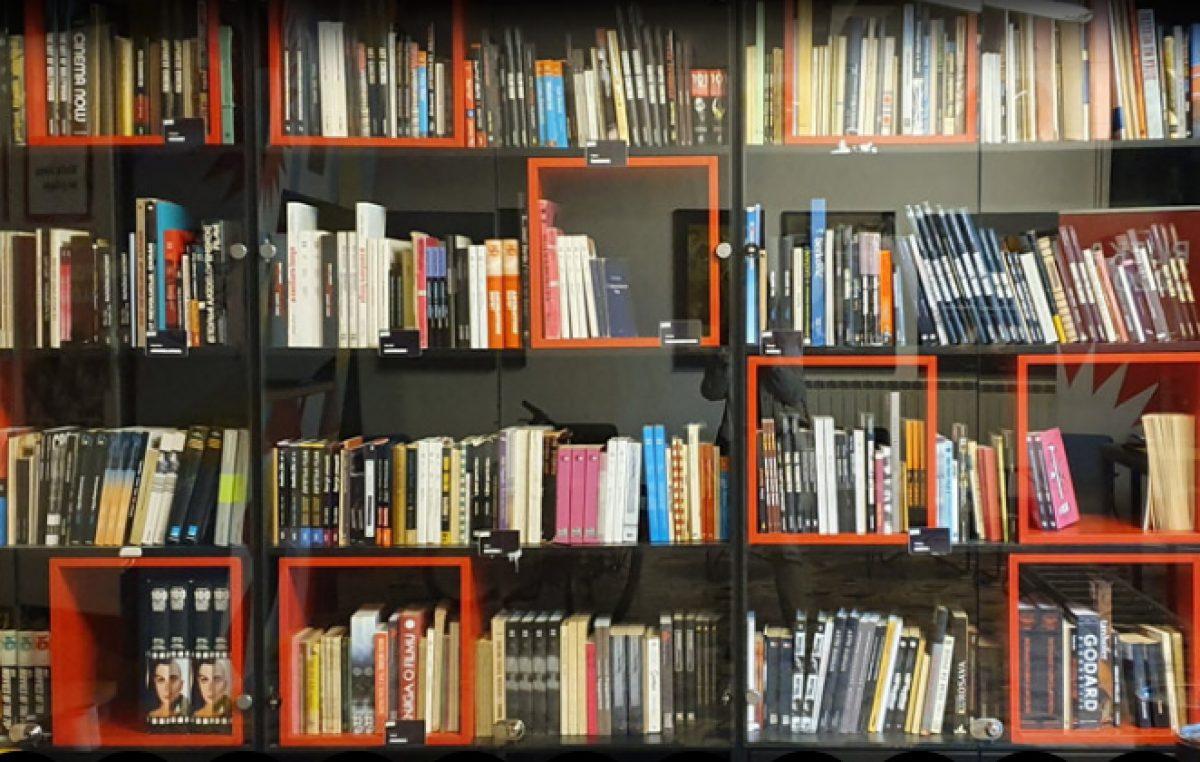 Knjižnica Art kina u ponedjeljak otvara svoja vrata