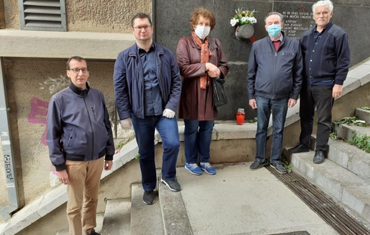 Polaganjem vijenaca obilježena 75. godišnjica oslobođenja Sušaka od njemačke okupacije