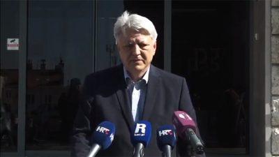 Press konferencija županijskog Stožera Civilne zaštite – Stanje u PGŽ stabilno, 47 oboljelih, proradio sustav e-propusnica