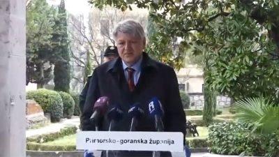 Župan Komadina: U četvrtak se očekuje donošenje mjera za početak gospodarske aktivnosti