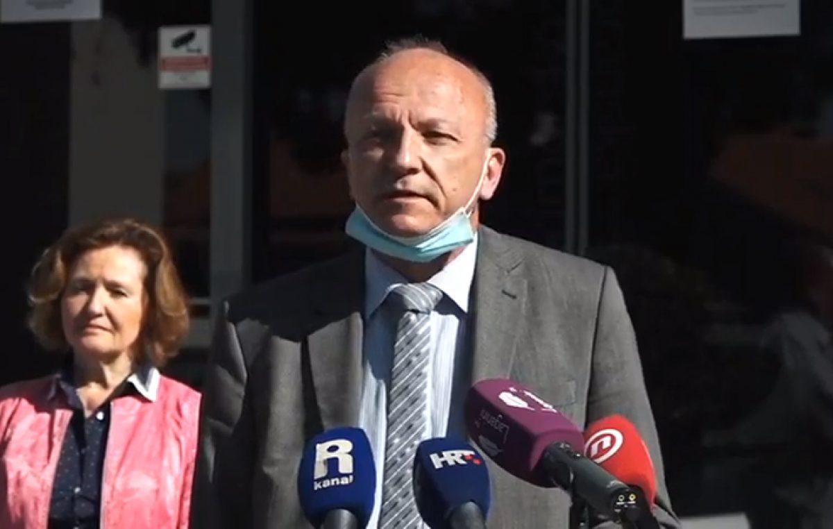 Mićović: Epidemiološka situacija u PGŽ dvostruko je bolja od hrvatskog prosjeka