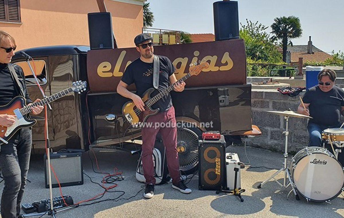 VIDEO/FOTO Blues ispunio 'grad na brege' – Jed Beckers Group održao korona koncerte na pet lokacija