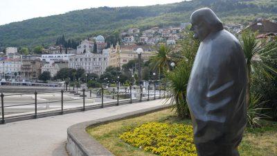 FOTO Uskršnji vikend uz puste hotele, ulice i parkove @ Opatija
