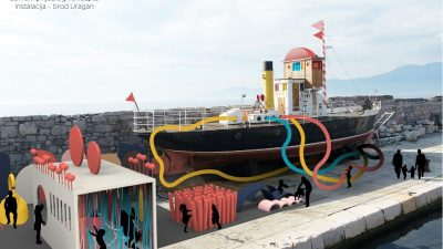 Poslovni klub PartneRi nastavlja s radom: Evo kako će izgledati transformacija broda Uragan u Baltazargad!